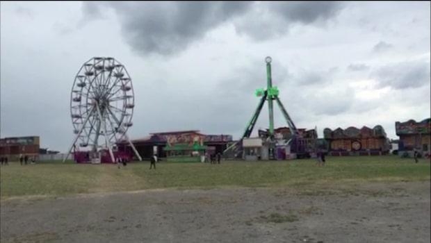 Misstänkt våldtäktsförsök på Bråvalla festivalen