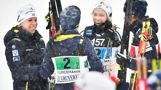 """Jonna Sundling: """"Då säger jag inte nej"""""""
