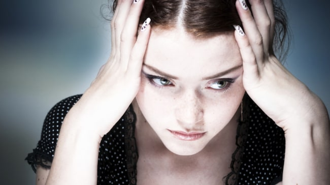 Vart fjärde svensk känner sig stressad.