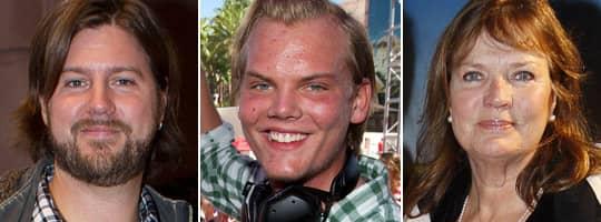 Anton Körberg är Anki Lidéns son från ett tidigare förhållande, och alltså Aviciis halvbror. Foto: EXPRESSEN/BULLS