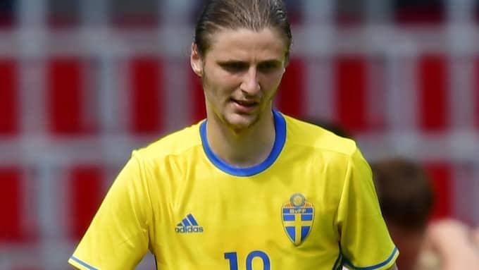 Pawel Cibicki. Foto: LUDVIG THUNMAN / BILDBYRÅN