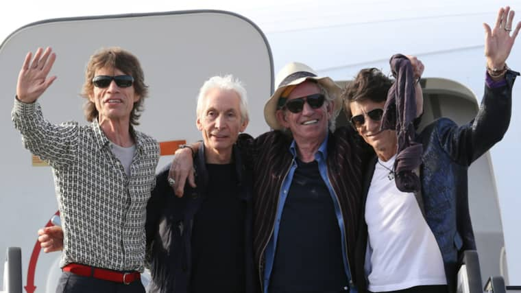 Rolling Stones Foto: Insight Media / STELLA PICTURES