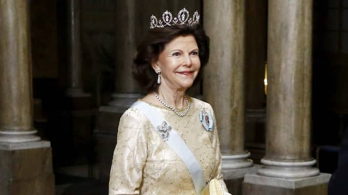 Drottning Silvia. Foto: Patrik C Österberg All Over Pre