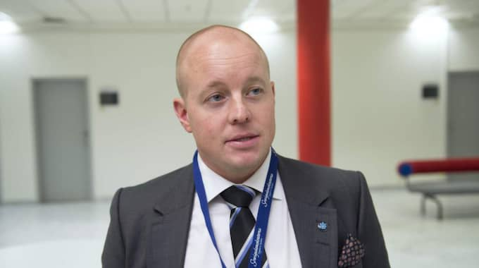 Björn Söder. Foto: Sven Lindwall