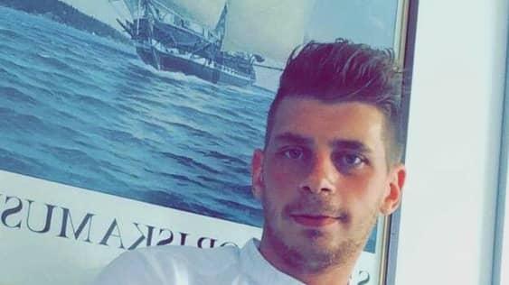 Marcus Jönsson bor i Trelleborg men jobbar i Malmö. Nu när hans sista pengar är låsta på kontot kan han inte köra till jobbet. Foto: Privat