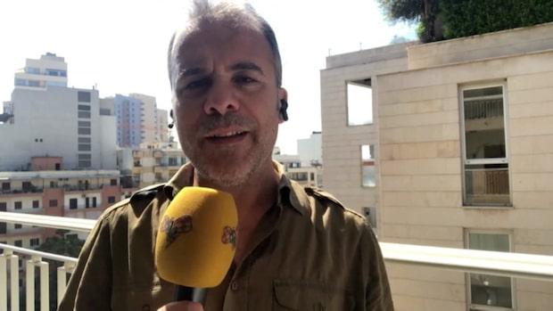 Uppgifter: Israeliska drönare slog ned i Beirut
