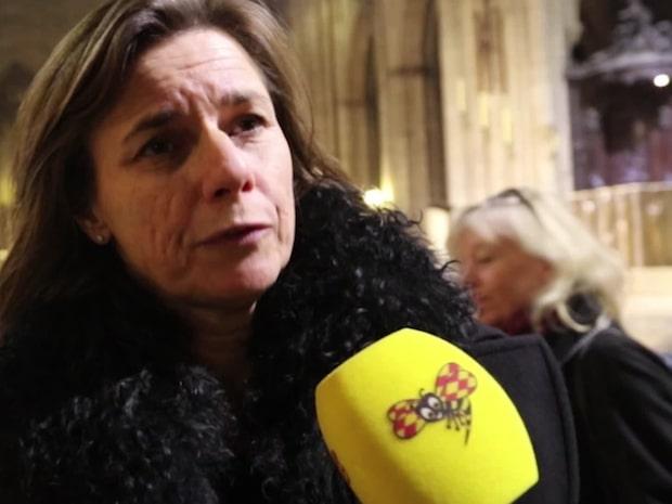"""Isabella Lövin: """"Viktigt att vi står fast vid Paris-avtalet"""""""