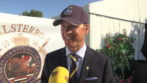 """Henrik Ankarcrona: """"Väldigt bra presterat från alla"""""""