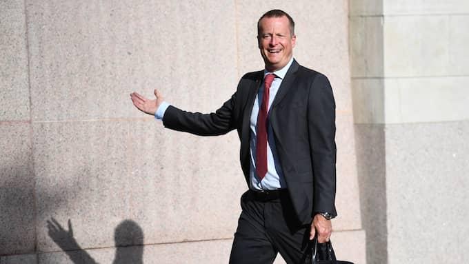 Anders Ygeman får lämna regeringen - men kommer tillbaka, enligt Expressens Jens Liljestrand. Foto: ERIK SIMANDER/TT / TT NYHETSBYRÅN