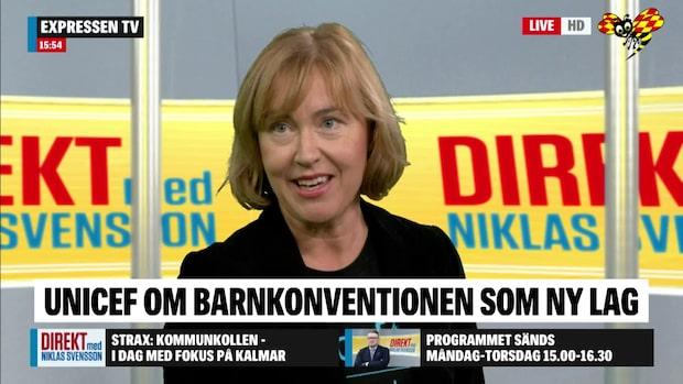 """Pernilla Baralt: """"Greta Thunberg är ett fantastiskt exempel"""""""