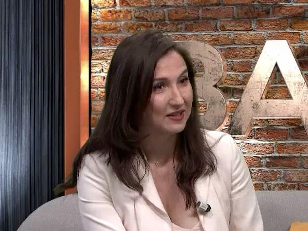 Bara Politik: Intervju med Aida Hadzialic