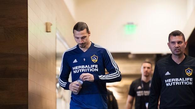 """Zlatans besked om landslaget: """"Vi har slutat prata"""""""