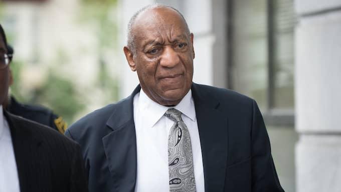 Rättegången mot Bill Cosby ogiltigförklaras Foto: TRACIE VAN AUKEN / EPA / TT / EPA TT NYHETSBYRÅN