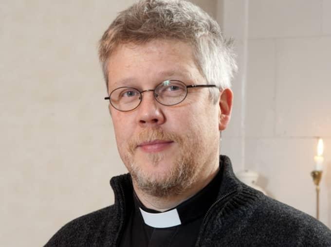 Kyrkohedern Pontus Gunnarsson från Hedemora lever för närvarande på 61 kronor om dagen. Foto: Stefan Thelin