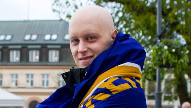 Växjö-supportern Andreas Waldo avliden i cancer