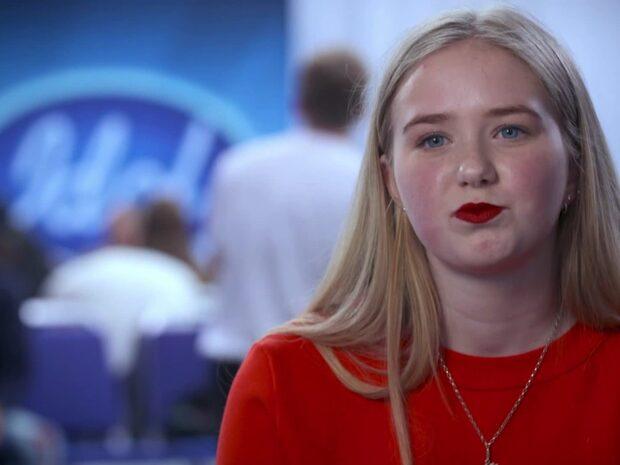 """Ida, 16, tar revansch i """"Idol"""" – efter bussolyckan i Sveg"""