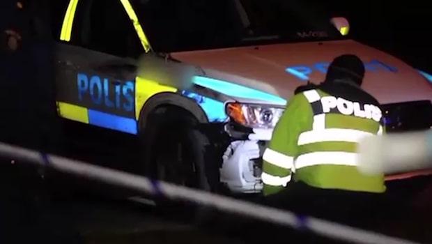 Polis körde ihjäl man på övergångsställe - idag kommer domen