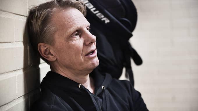 Niklas Wikegård. Foto: ANNA-KARIN NILSSON / ANNA-KARIN NILSSON EXPRESSEN