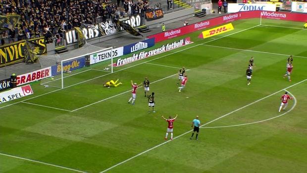 Höjdpunkter: AIK-Kalmar