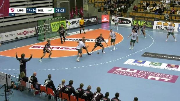 Höjdpunkter: Lugi–Helsingborg
