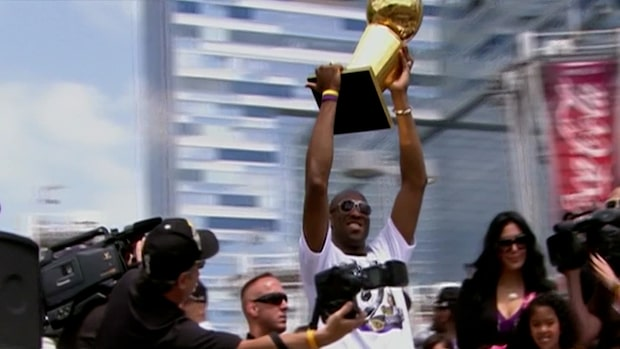 Kobe Bryant död efter helikopterkrasch
