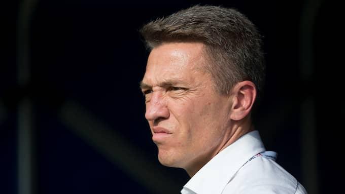 Blåvitts sportchef Mats Gren. Foto: MICHAEL ERICHSEN / BILDBYRÅN