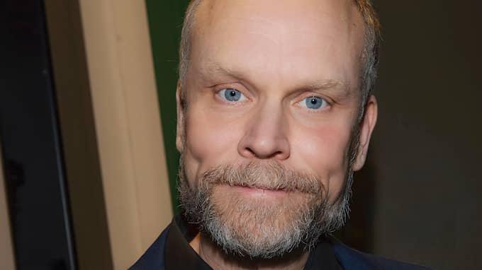 Kristian Luuk har vid sidan av SVT-jobbet gjort podcast och scenföreställningar. Foto: IBL