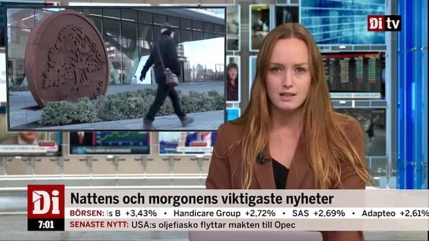 Di Morgonkoll: Swedbank misstänks ha slussat pengar från ryska vapentillverkare