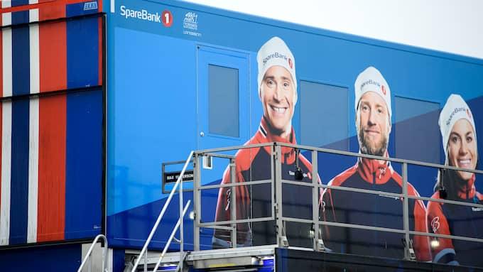 Här i norska vallabussen finns nebulisatorer. Foto: CARL SANDIN / BILDBYRÅN