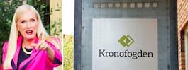 Kronofogden missade Hollywoodfrun  – Gunilla Persson behåller pengarna