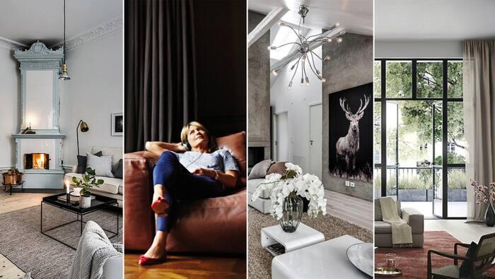 15 bästa bilderna på Vardagsrum   Vardagsrum, Hem inredning