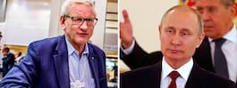 Ryska säkerhetstjänsten ska ha samlat information om Carl Bildt