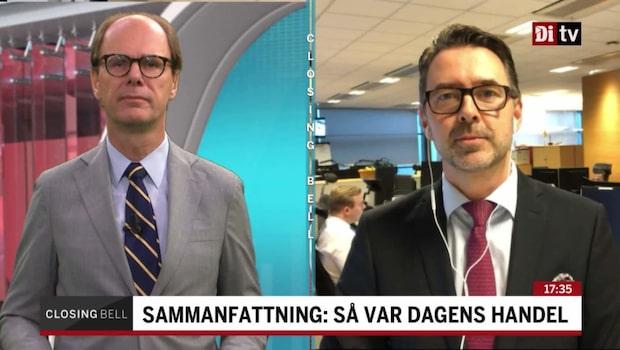"""Aktiechefen: """"Ericsson kan se billig ut om ett år"""""""
