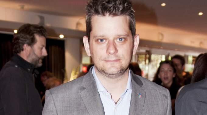 """Marcus Birro får sparken från TV4 och Kvällsöppet efter att han gick ut och sa att han ville kandidera som KD:s nya partiledare. """"Jag tycker att det är en stor jävla ynkedom"""", säger Birro om TV4:s beslut att sparka honom. Foto: Veronika Ljung-Nielsen"""