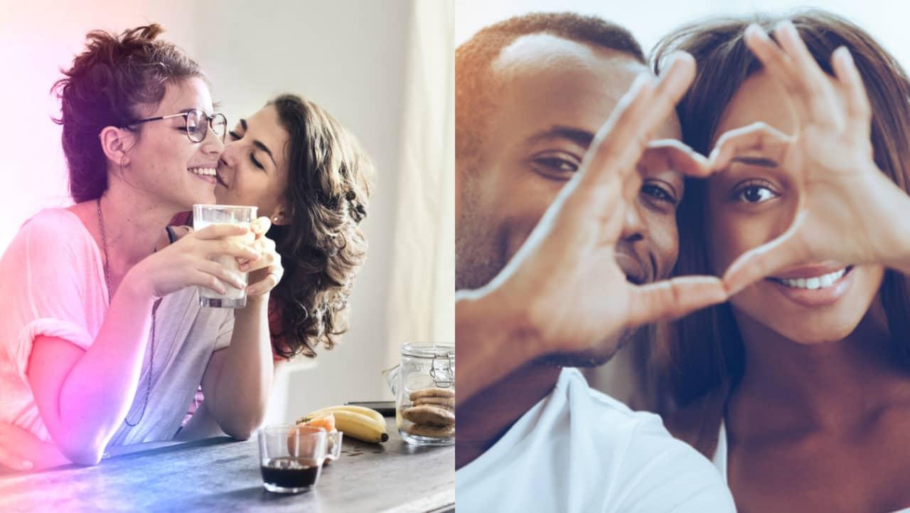 Par har sex med ett annat par