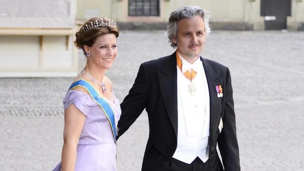 Ari Behn knäckt efter skilsmässan från Märtha Louise