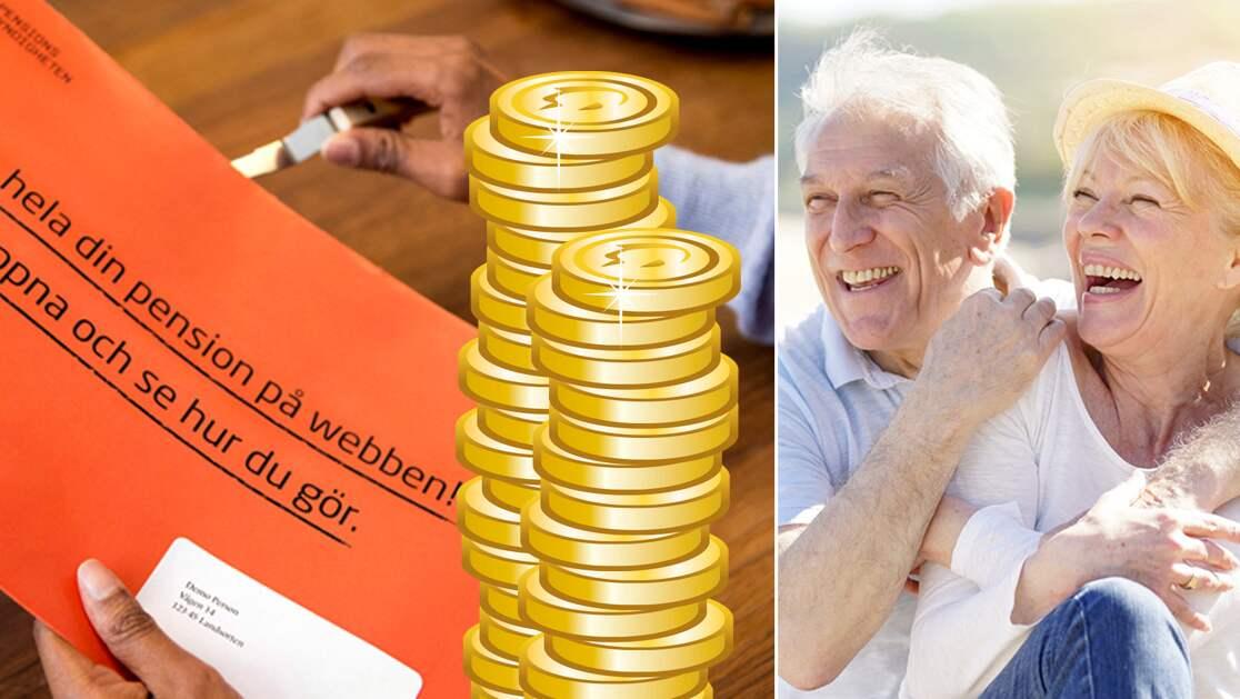 Den nya pensions skandalen