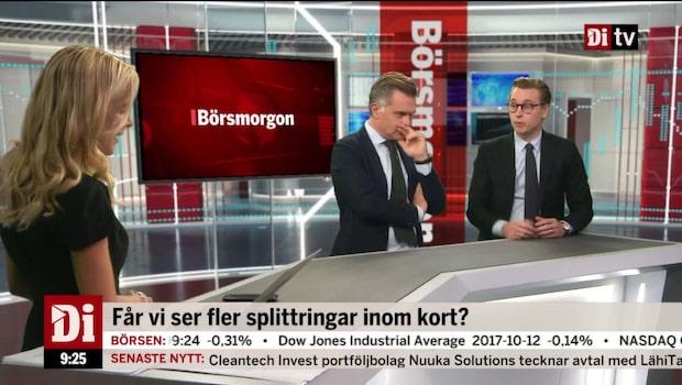 Oscar Karlsson tipsar om heta aktier