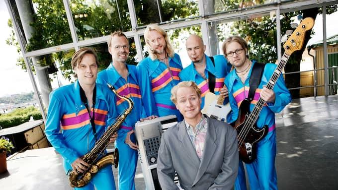 Rolandz med Robert Gustafsson i spetsen. Foto: CHRISTIAN ÖRNBERG