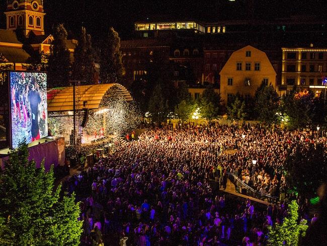 Den 15 augusti går festivalen We are Sthlm av stapeln i Kungsträdgården, och pågår fram till den 19:e.