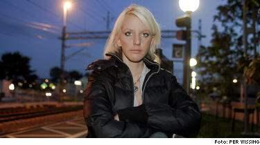 """Jenny, 19 år, blev 18-åringens offer: """"Det här är något jag inte önskar min värsta fiende."""