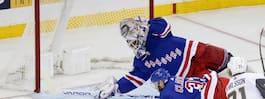 Lundqvist storspelade – men Rangers förlorade
