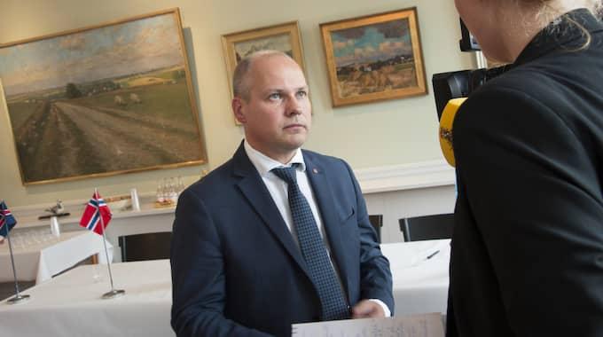 Migrationsminister Morgan Johansson trodde att fler ensamkommande barn skulle utvisas till Afghanistan.