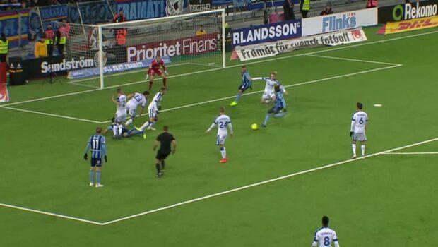 Highlights: Djurgården-IFK Göteborg