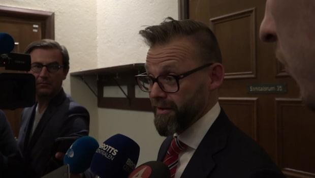 """Björn Hurtig: """"Ganska spretig bevisning"""""""