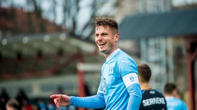 Markus Rosenberg gör sin sista säsong i karriären. Foto: CHRISTIAN ÖRNBERG / BILDBYRÅN