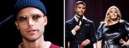 Eric Saades oro bakom scenen – hyllningen till Ted Gärdestad