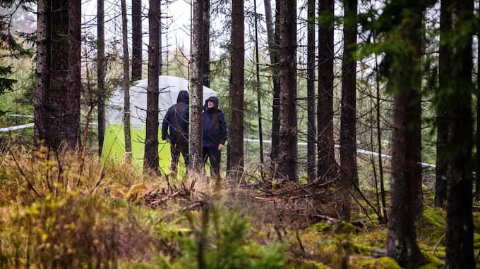 Tre månader efter det misstänkta mordet i Ulricehamn säger sig polisen vara säkra på vem mördaren är. Foto: HENRIK JANSSON