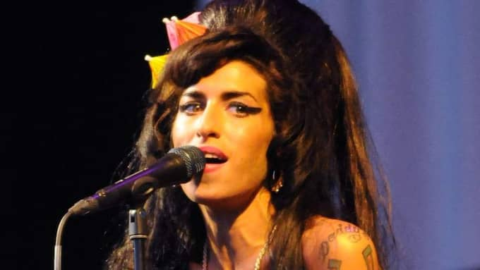 Sångerskan Amy Winehouse. Foto: Jim Dyson
