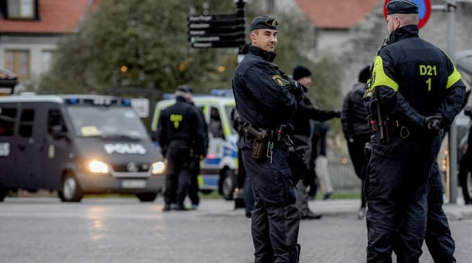 Nu får Gotland ännu en gång polisförstärkning från fastlandet, och enligt Expressens uppgifter beror det på nya turer gällande den misstänkta gruppvåldtäkten. Foto: ALEX LJUNGDAHL